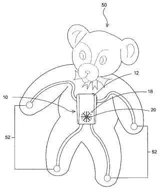 Subliminal recording device patent