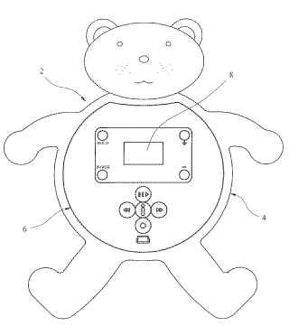 ITeddy patent image
