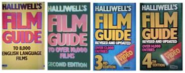 Halliwell's film guide: amazon. Co. Uk: leslie halliwell: books.