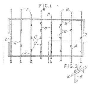 Table football patent