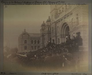 Victoria Parliament opening