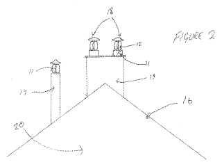 Secret energy turbine patent drawing