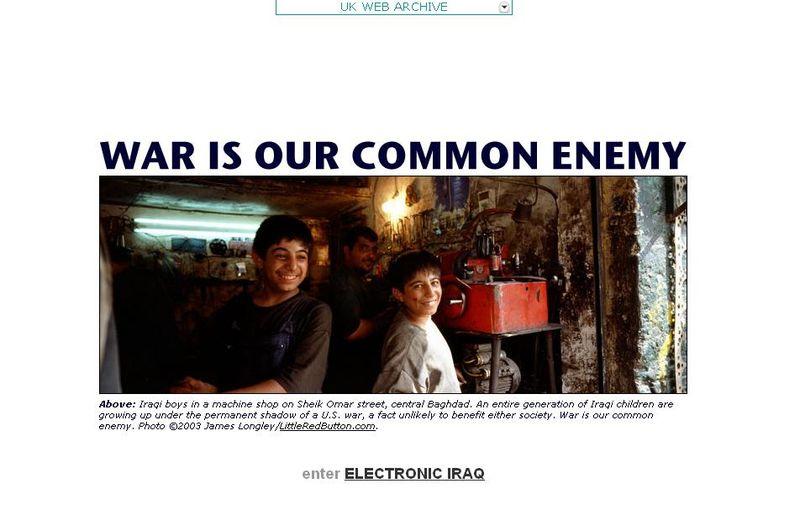 Electronic-iraq