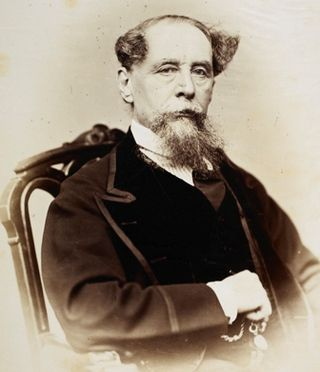Charles Dickens for blog