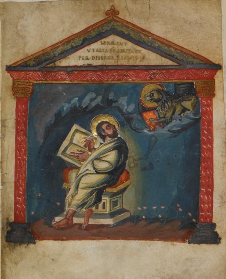 Cotton Tiberius A. II no. 2