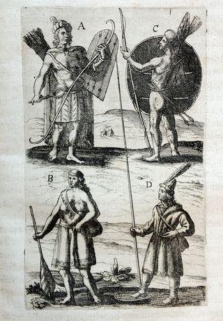 Algonquin individuals (de Champlain)