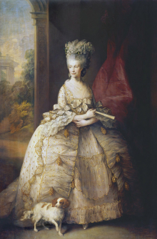 Queen Charlotte for blog