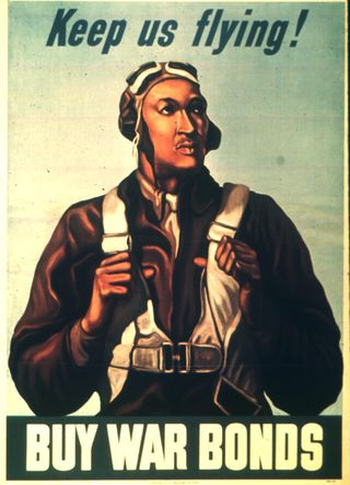 Tuskegee airman (poster)