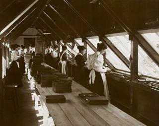 Harrow Kodak Factory (British Library Kodak Archive)