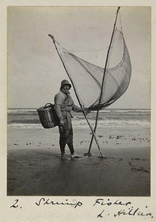 Shrimp Fisher (British Library)