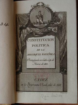 Constitution of cadiz