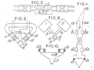 Blumlein stereo sound patent drawing