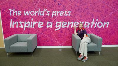 Press centre 2