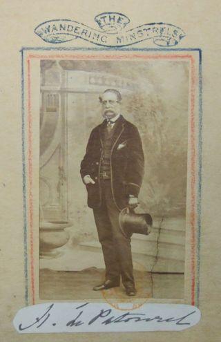 Henry Le Patourel, flautist