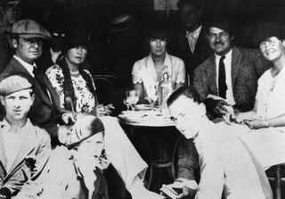 The_Murphys,_Pauline_Pfeiffer,_and_the_Hemingways,_Spain,_1926
