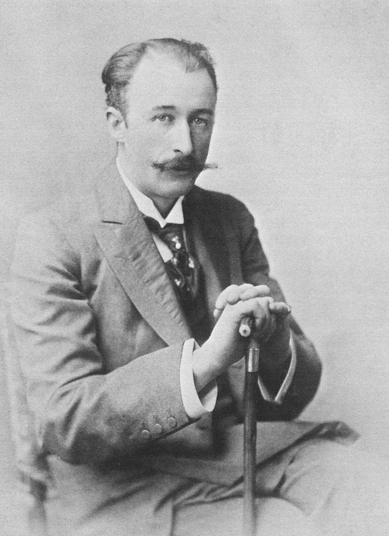 Delius in 1899
