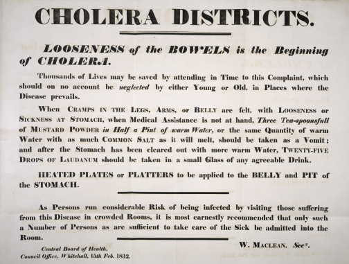 Cholera 064168