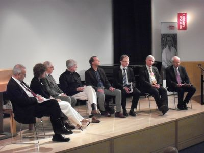 Delius panel discussion