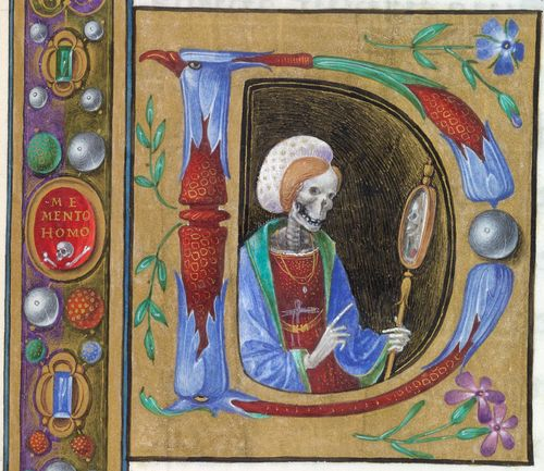 Yates Thompson 7 f. 174r detail