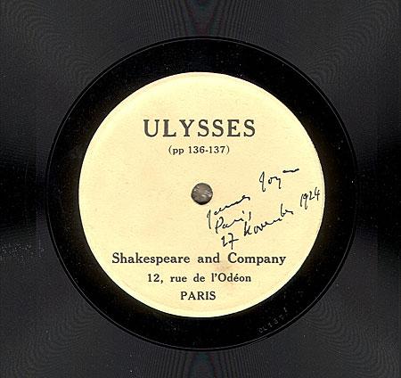 Ulysses-disc