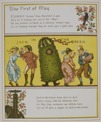 Chimney sweeps G70036-92
