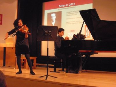 Ayane Kozasa and Michael Djupstrom