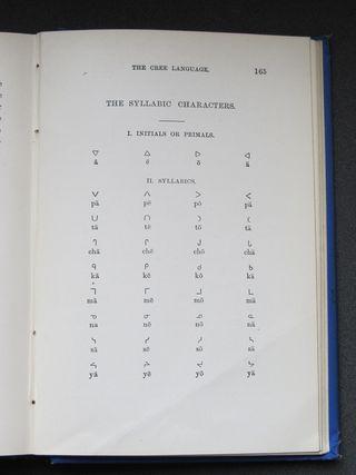 Cree language p165