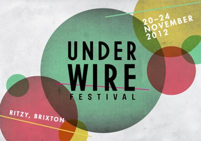 Underwire festival british library