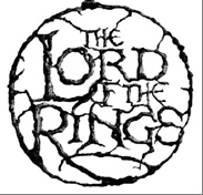 EU trade mark for Lord of the Rings logo