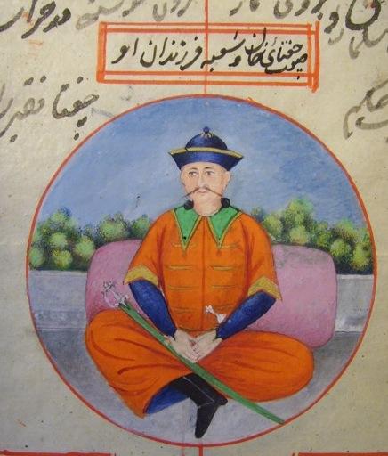 Chaghatai Khan_720