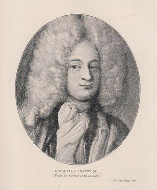 Knightley Chetwode