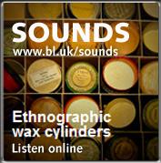 Listen online to wax cylinders
