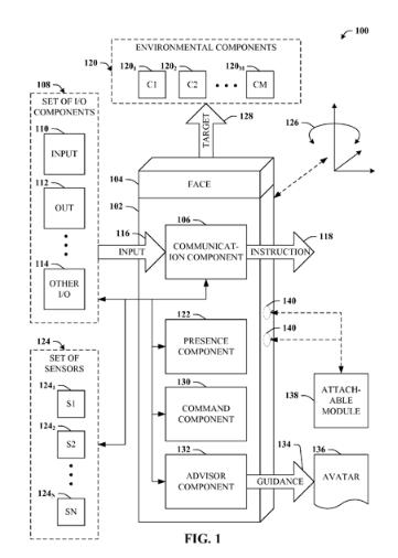 Magic wand patent application