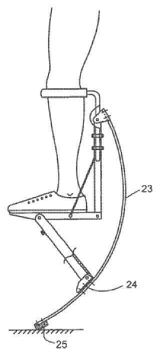 Powerbock patent