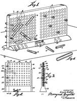 Battleship game patent image