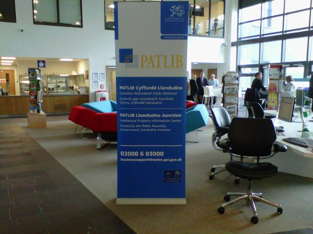 Photo of Llandudno Junction Patlib library