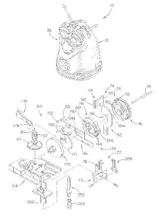 Furby patent drawings