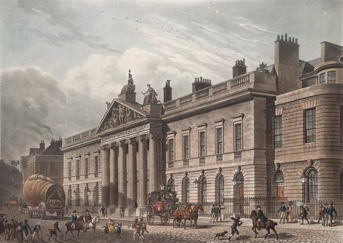 East India House