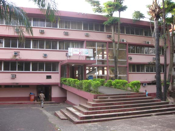 1 Radiodiffusion Télévision Guinée (RTG)  offices in Boulbinet