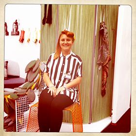 Charlotte Millett_New Designers 2013
