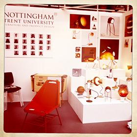 Nottingham Trent Uni_New Designers 2013