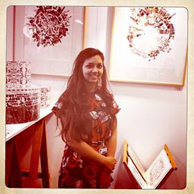 Josie Shenoy_New Designers 2013
