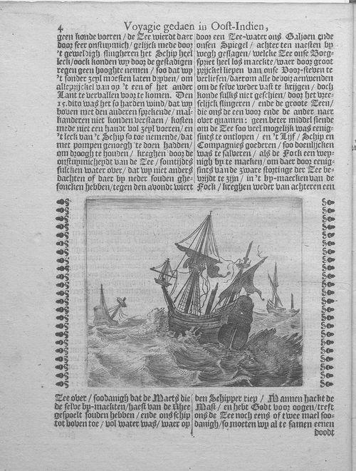Hamel, Voyage gedaen in Oost-Indien