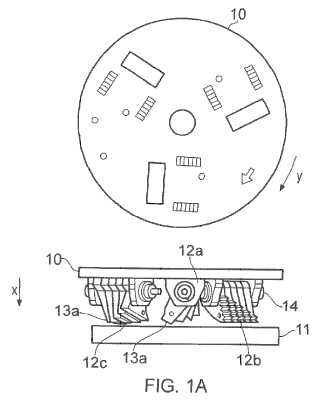 Pavegen energy harvesting patent drawing