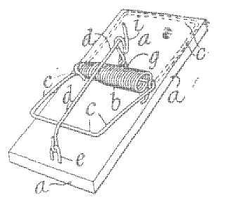Mousetrap patent image