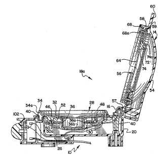 George Foreman grill patent image
