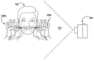 XBox Kinect patent drawing