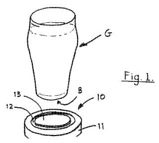 Guinness Surger patent-