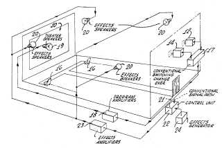 Sensurround patent