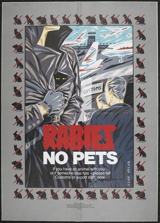 Rabies D40087-58